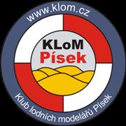 Klub lodních modelářů Písek - logo